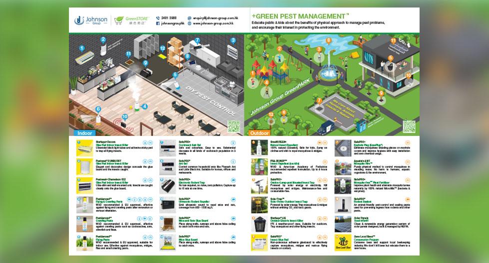 Johnson Group +Green Pest Management Pest Control DIY