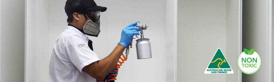 Johnson Group VOC (Formaldehyde) Removal Service