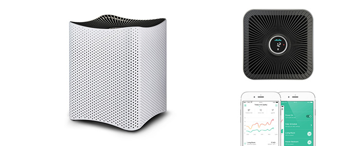 Mila™ Intelligent Air Purifier